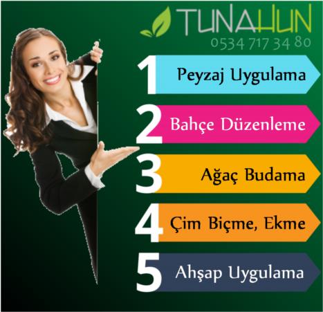 İstanbulda peyzaj firmaları